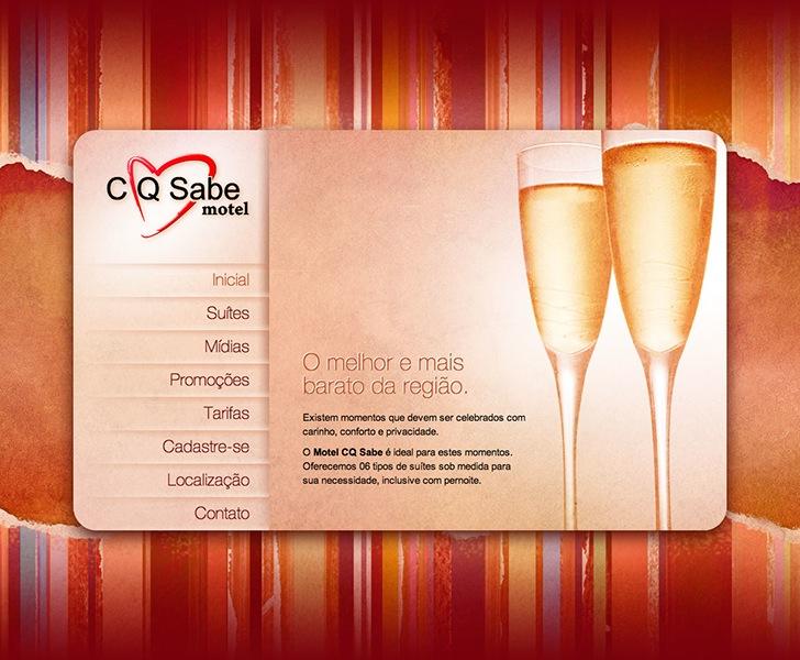 Site produzido pela Uébi - Motel CQ Sabe