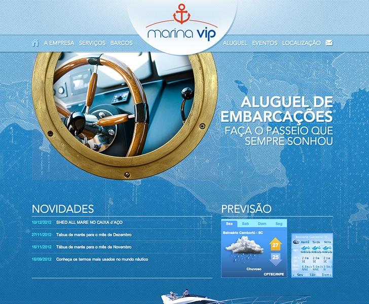Site produzido pela Uébi - Marina VIP