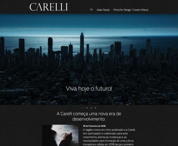 Site produzido pela Uébi - Carelli Propriedades