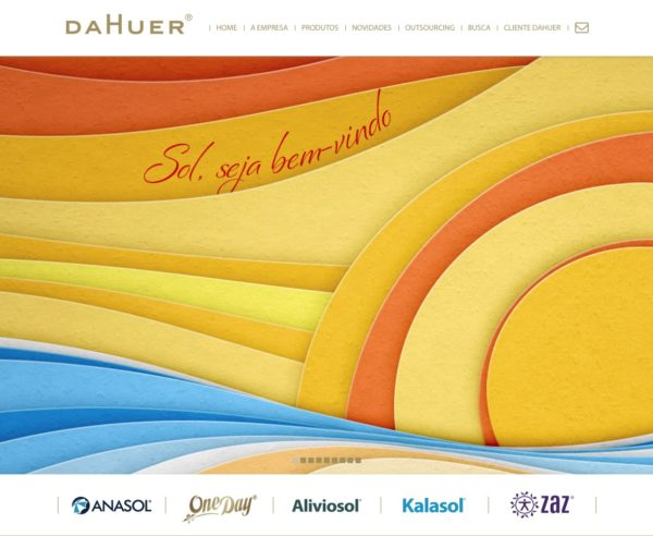 Site produzido pela Uébi - Dahuer