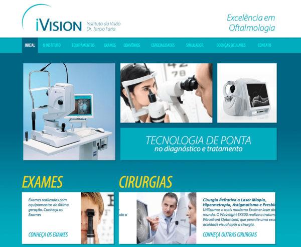 Site produzido pela Uébi - iVision