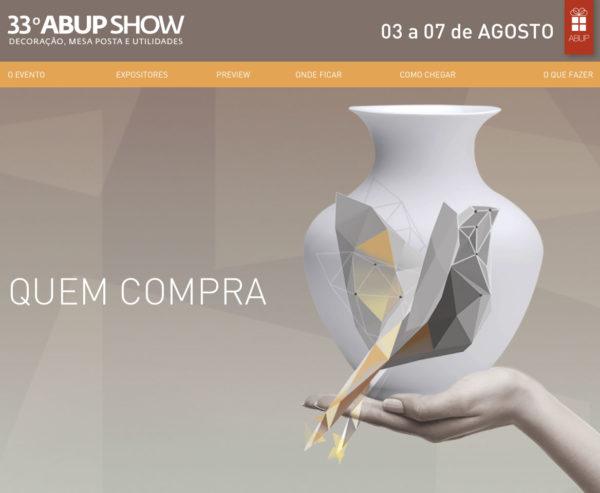 Site produzido pela Uébi - 33º ABUP SHOW