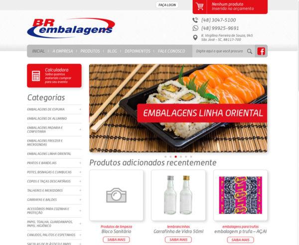 Site produzido pela Uébi - BR Embalagens
