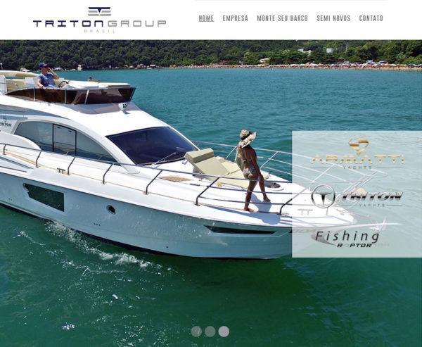 Site produzido pela Uébi - TRITON Group