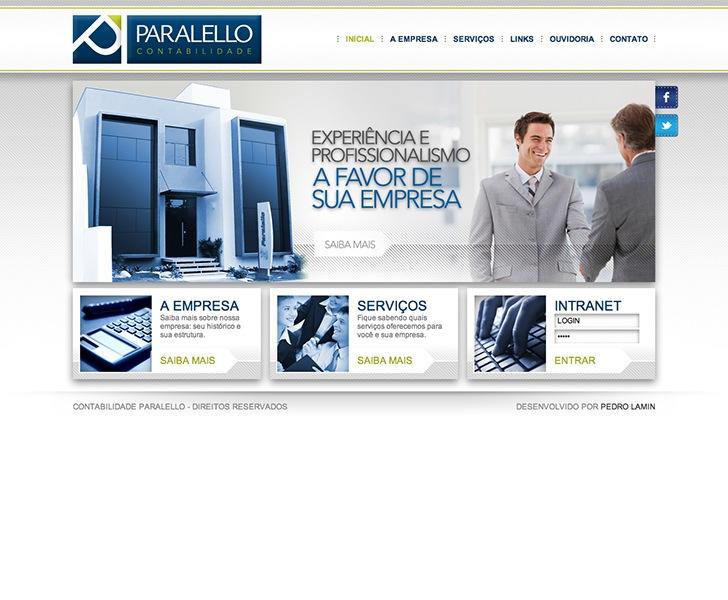 Site produzido pela Uébi - Contabilidade Paralello