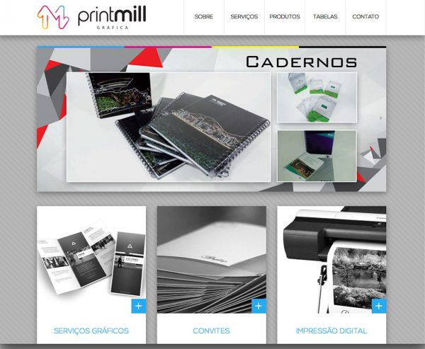 Site produzido pela Uébi - Gráfica PRINTMILL