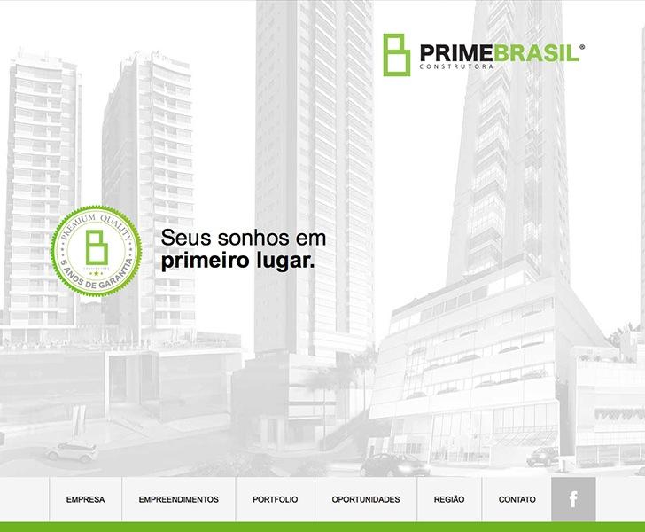 Site produzido pela Uébi - Prime Brasil Construtora