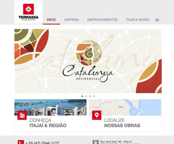 Site produzido pela Uébi - Terrassa Construtora