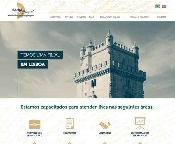 Site produzido pela Uébi - Rajão & Athayde