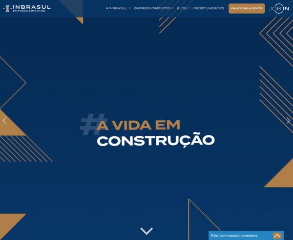 Site produzido pela Uébi - INBRASUL