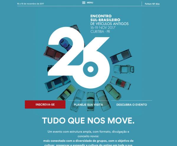 Site produzido pela Uébi - 26º Encontro Sul-brasileiro de veículos antigos