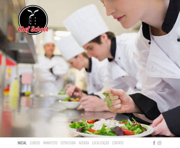 Site produzido pela Uébi - Chef School