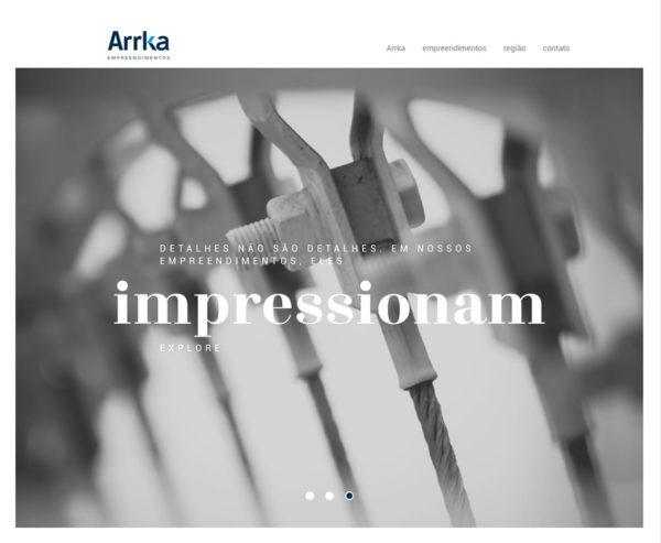 Site produzido pela Uébi - Arrka