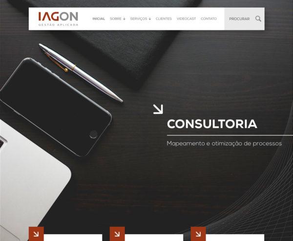 Site produzido pela Uébi - IAGON