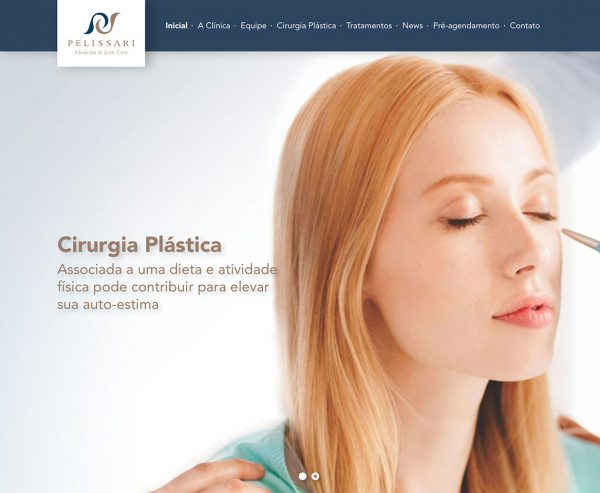 Site produzido pela Uébi - PELISSARI MEDICINA & BEM ESTAR