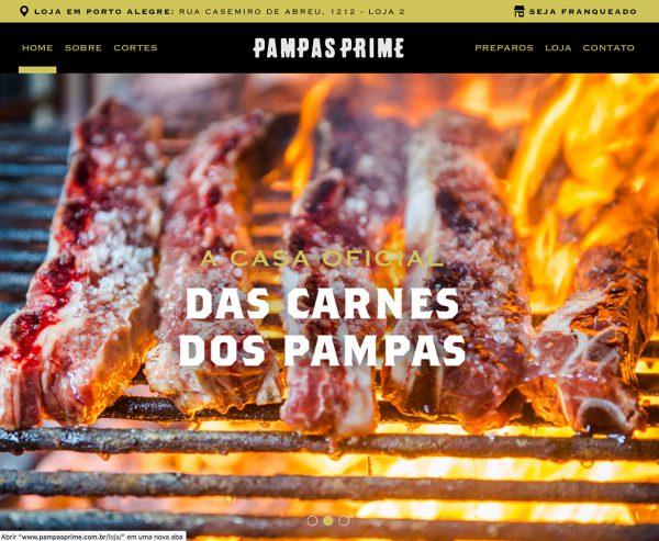 Site produzido pela Uébi - PAMPAS PRIME